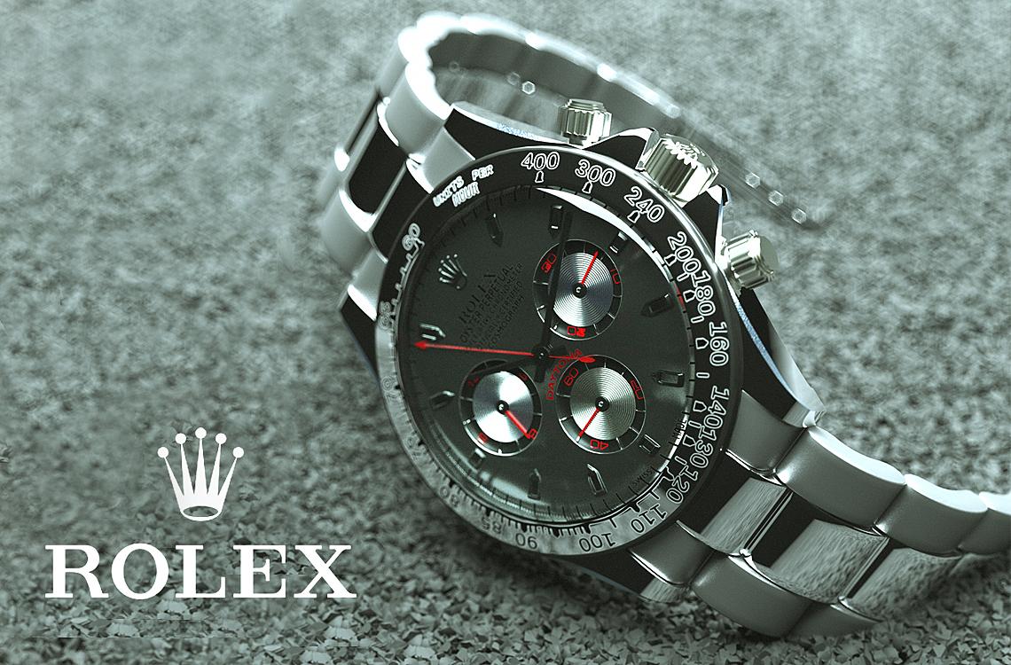 Portfolio 007 - Rolex