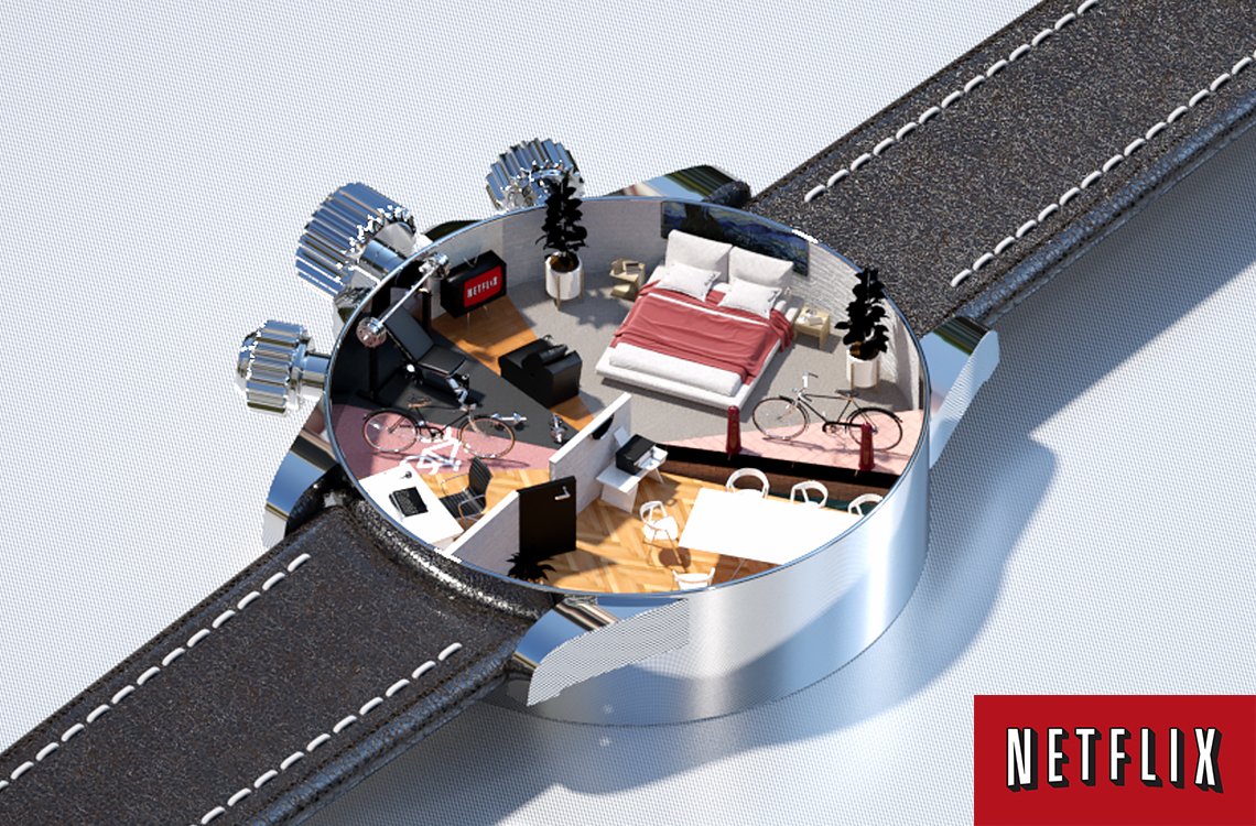 Portfolio 005 - Netflix