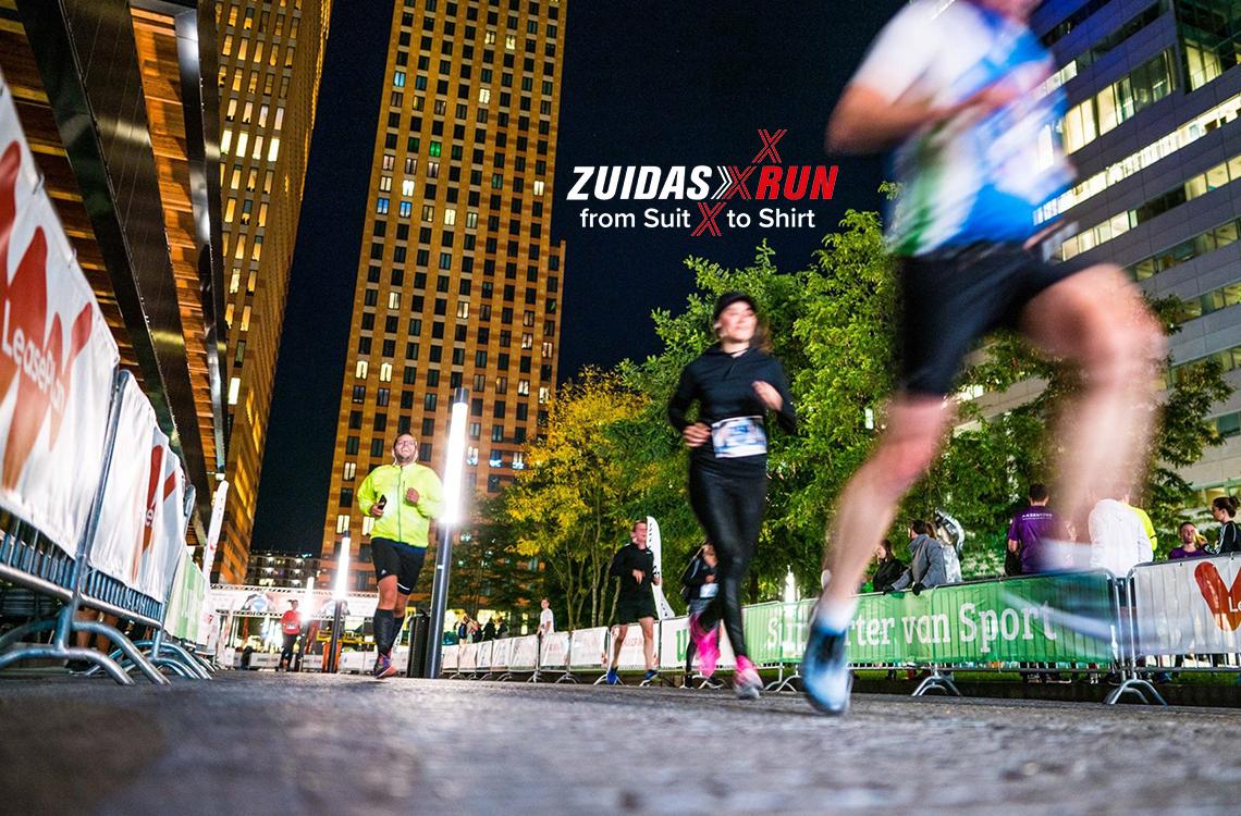 Portfolio 004 - Zuidas Run