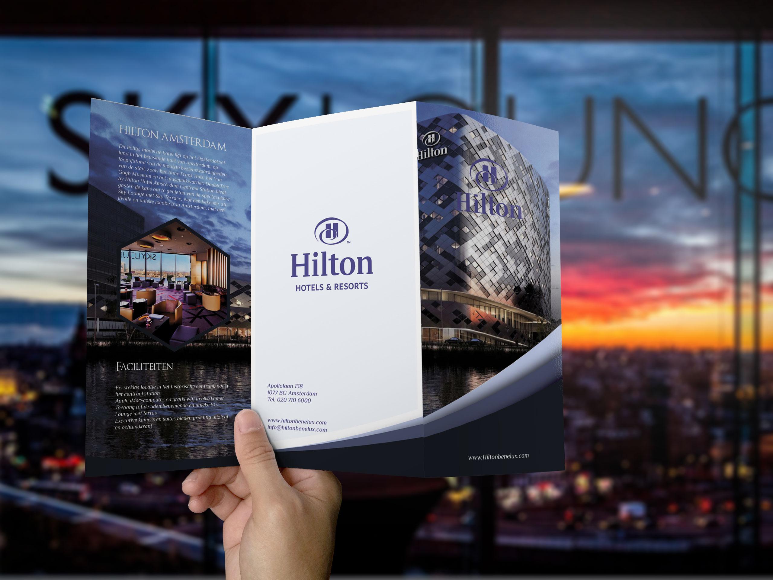 Brochure-Hilton-Amsterdam-by-Martin-van-Tilburg